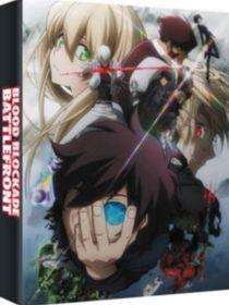 Blood Blockade Battlefront (Blu-Ray)