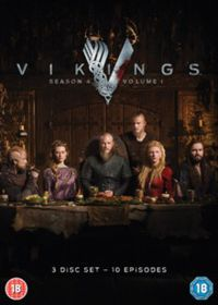 Vikings: Season 4 - Part 1 (DVD)