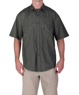 Wildway Light-Weight Men's Bush Shirt - Olive