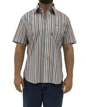 Wildway Men's MD07 Colourful Casual Shirts