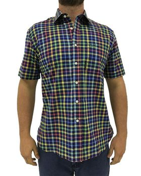 Wildway Men's MD09 Colourful Casual Shirts