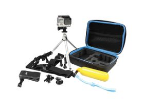 Jivo Go Gear 6-in-1 Kit for Action Cameras