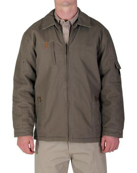 Wildway Men's Canvas Jacket - Taupe