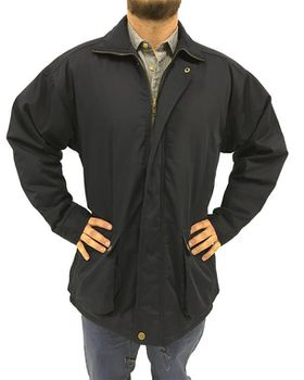 Varelle Men's Cotton Lined Jacket - Black