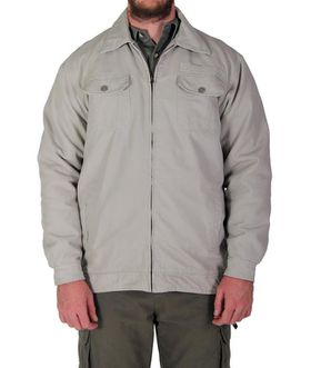 Wildway Men's Fleece-lined Jacket - Stone