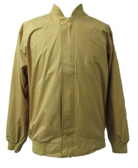 Franco Farrini Men's Blouson Jacket - Yellow