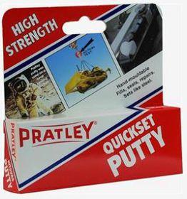 Pratley - Quickset 125g Putty - White
