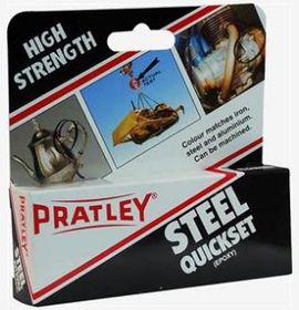 Pratley - 40ml Quickset Steel