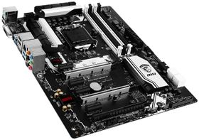 MSI Intel Z170A Krait Gaming 3X Mainboard - Socket LGA1151