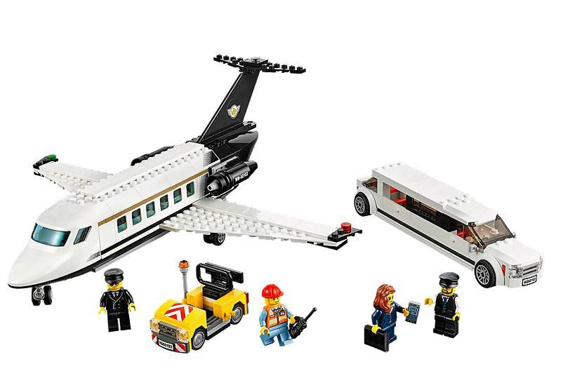 Lego City Airport Vip Service   Buy Online in South Africa ...