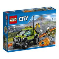 LEGO City Volcano Exploration Truck