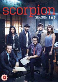 Scorpion: Season Two (DVD)