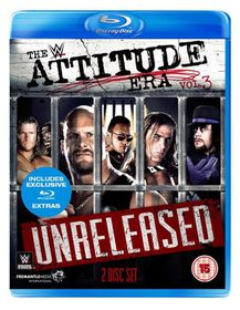 WWE: Attitude Era Vol. 3 - Unreleased (DVD)