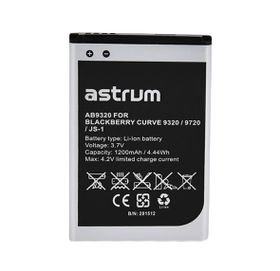 Astrum Replacement Battery for AB9320 for BB Curve9320 / 9720 / JS-1 - AB9320