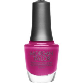 Morgan Taylor Warm Up The Car-Nation Nail Polish - 5ml