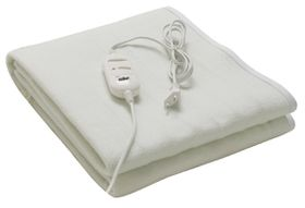Salton - Single Fitted Electric Blanket