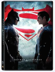 Batman V Superman: Dawn Of Justice Theatrical Version (DVD)