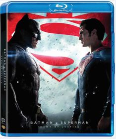 Batman V Superman: Dawn Of Justice Theatrical Version  (Blu-ray)