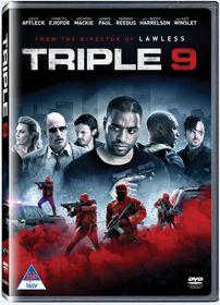 Triple 9 (DVD)