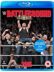 WWE: Battleground 2016 (Blu-Ray)
