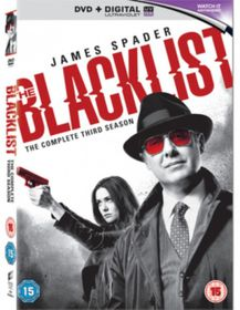 Blacklist: The Complete Third Season (DVD)