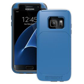 Trident Aegis Pro Case for Samsung Galaxy S7 Edge - Blue