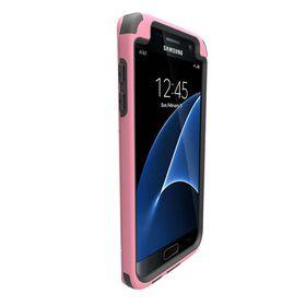 Trident Aegis Pro Case for Samsung Galaxy S7 Edge - Bubblegum Pink