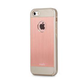 Moshi iGlaze Armour Golden Rose Case for iPhone SE