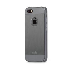 Moshi iGlaze Armour Gunmetal Grey Case for iPhone SE