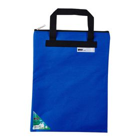Meeco Library Book Carry Bag - Blue