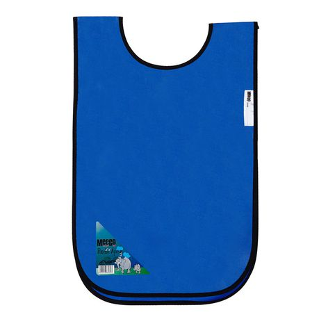 Meeco Kiddies Apron Poncho - Blue