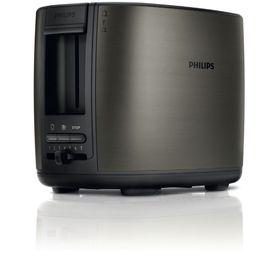 Philips - Titanium 2 Slice Toaster