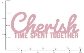 Kaisercraft Cutting Dies - Cherish Time