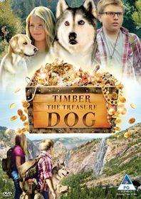 Timber the Treasure Dog (DVD)