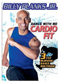Billy Blanks Jnr Dance with Me Cardio Fit (DVD)