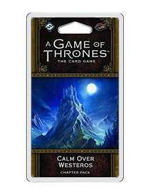 A Game of Thrones Card Game 2nd Edition Calm Over Westeros