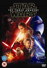 Star Wars Episode VII - The Force Awakens (DVD)