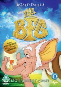 Roald Dahl's the BFG (DVD)
