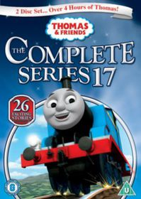 Thomas the Tank Engine and Friends: The Complete 17th Series (DVD)