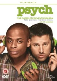 Psych: The Complete Seventh Season (DVD)