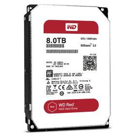 """WD Red 8TB 3.5"""" SATA 6Gb/s Internal Hard Drive"""