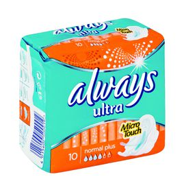 Always Ultra Normal Plus - 10s
