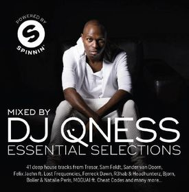 DJ Qness - Essensial Selections (CD)