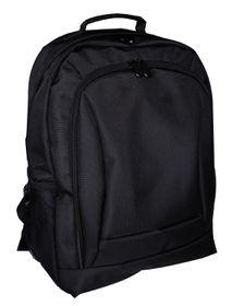 Marco Laptop Backpack - Black