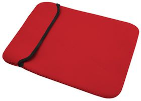 Marco Laptop Sleeve - Red/Black