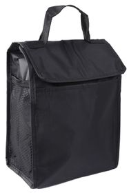 Marco Foil Lunch Bag - Black