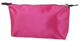 Marco Satin Cosmetic Bag - Pink