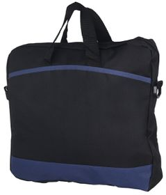 Marco Messenger Laptop Bag - Navy Blue