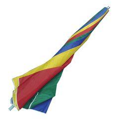 Marco Multicolour Beach Umbrella