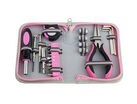 Marco Designer Ladies Tool Set - Pink